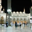 Medina Mosque at night — Stock Photo