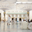 Islamic Holy Mosque at Madina — Stock Photo #12180093