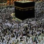 Makkah Kaaba Hajj Muslims — Stock Photo #12180177
