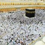 Makkah Kaaba Hajj Muslims — Stock Photo #12180181