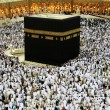Makkah Kaaba Hajj Muslims — Stock Photo #12180190