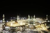 Makkah Kaaba holy mosque — Stock Photo