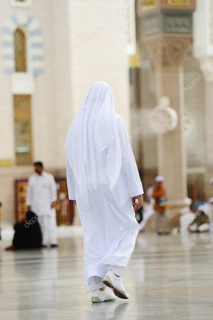 Islamic Holy Place — Stock Photo #12180044