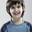 Closeup portrait of kid — Stock Photo #13335635