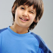 Closeup portrait of kid — Stock Photo #13335646