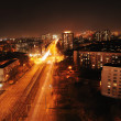Berlin in Germany at night — Stock Photo #21353871
