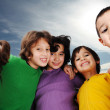 Five kids — Stock Photo #21406865