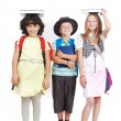 School kids — Stock Photo #21407049