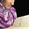 Beautiful Muslim fashion girl — 图库照片