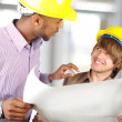 Young engineers — Stock Photo #21411513