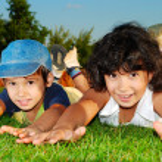 crianças, infância — Foto Stock #21416161