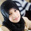 Stock Photo: Muslim girl