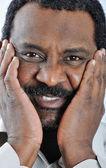 黒人男性 — ストック写真