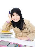 Muslim girl — Stock Photo