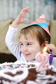 Happy birthday to you! — Foto de Stock