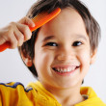 Children, childhood — Stock Photo