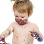 Children, childhood — Stock Photo #21421141