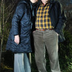 Senior man and woman — Stock Photo #21435445