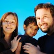 Happy family — Stock Photo #21462803