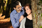 Portrait of love couple — Foto de Stock