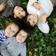 Стоковое фото: Happiness, childhood, nature