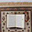 Koran, holy book of Muslims — Stock Photo #26228541
