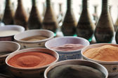 Colors art powder — Stock Photo