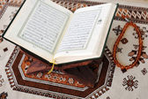 Koran, holy book of Muslims — Stock Photo
