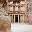 Foto de Stock  : Petra, ancient city, Jordan