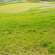 Golf field — Foto Stock