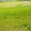 Golf field — Stockfoto