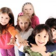Group children — Stock Photo