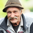 Photo of Aged Man With Hat, Outside — Stock Photo