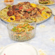 Arabic Asian rice — Stock Photo
