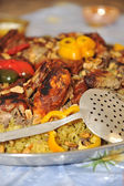 Arabic traditional food — Stock Photo