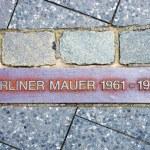 Berlin wall — Stock Photo #15892655