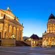 Stock Photo: Gendarmenmarkt square in berlin