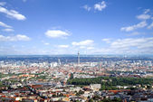 Berlin - aerial view — Stock Photo