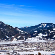 Allgaeu winter — Stock Photo