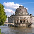 Berlin Bode-Museum — Stock Photo