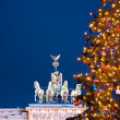 Foto de Stock  : Berlin Christmas