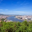 Skyline of budapest  — Photo