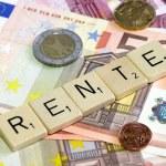 Rente — Stock Photo #34073809