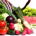Pile of fresh vegetables — Stock Photo #12792208