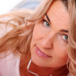 Attractive middleage woman — Stock Photo
