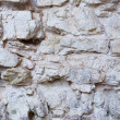Wall from stones — Stock Photo