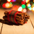Wrapped cinnamon — Stockfoto #31362495