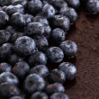Lots of blueberries — Stok fotoğraf