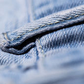 Closeup Jeans — Stockfoto