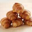 Fresh french croissants — Stock Photo #38084869
